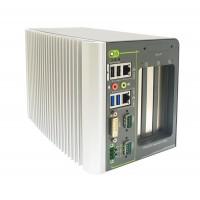 PC industriel fanless durci Nuvo-2421