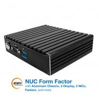 Mini PC fanless JBC420U591-3160-B