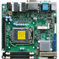 Carte mère industrielle Mini ITX SD100-Q170NRM