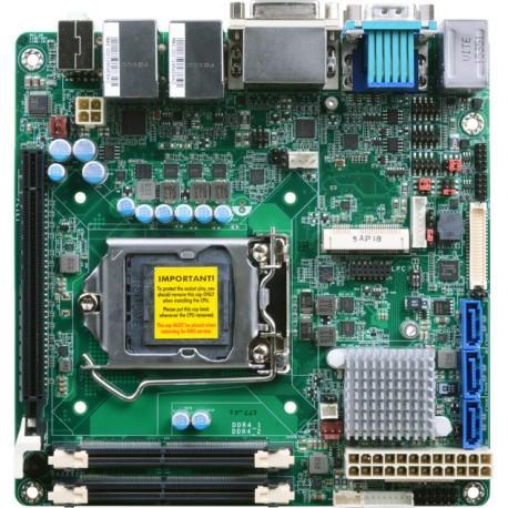 Carte mère industrielle Mini ITX SD100-Q170NRM
