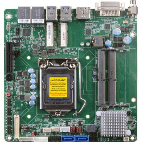 Carte mère industrielle Mini ITX SD101-H110N