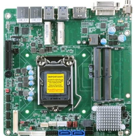 Carte mère industrielle Mini ITX SD101-Q170NRM