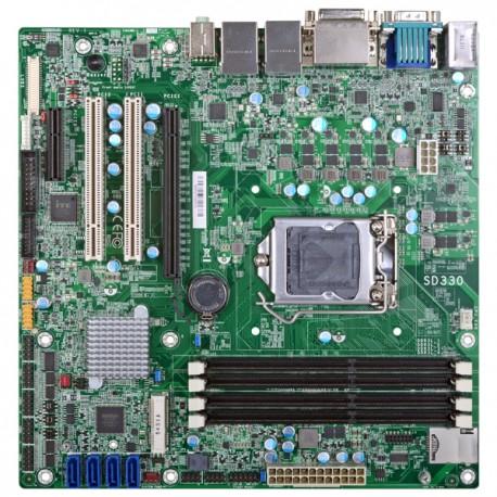 Carte mère industrielle Micro ATX SD330-Q170CRM
