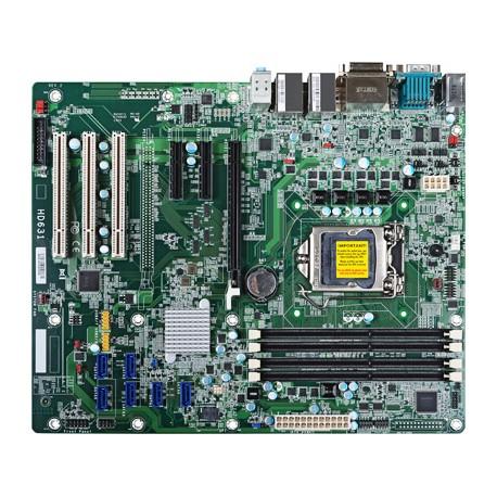 Carte mère industrielle ATX - HD631-Q87