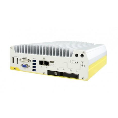 PC fanless pour véhicule Nuvo-5100VTC