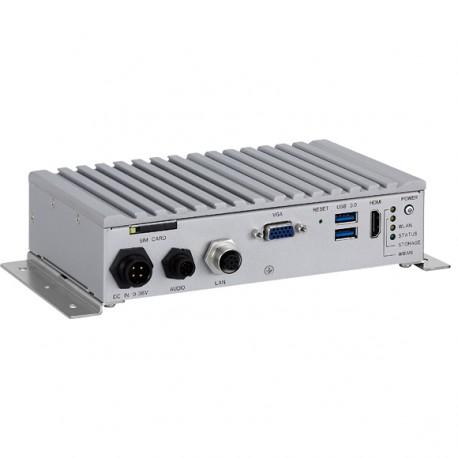 PC ferroviaire fanless (EN50155) - nROK 1020-A
