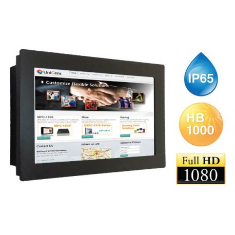 "Panel PC tactile 15,6"" LPC-156WH-01"