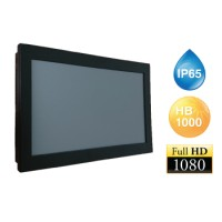 "Panel PC tactile 17,3"" LPC-173WH"