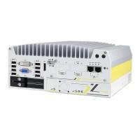 PC EN 50155 avec cassette d'extension PCIe - Nuvo-7200VTC