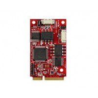 Carte mini PCI express CAN Bus 2.0B/J1939 - EMUC-B202-W2