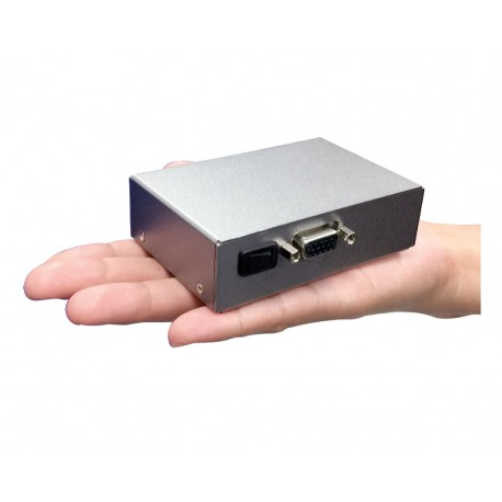 Micro PC fanless Palm 1I385A